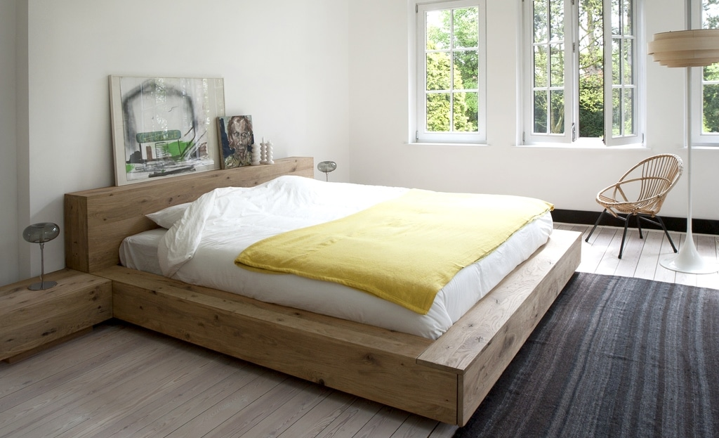 51201 Oak Madra bed 3