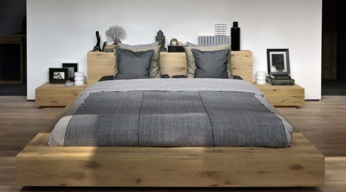 51201 Oak Madra bed 4