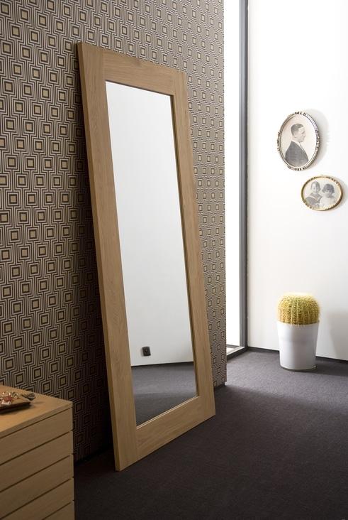 51253 Oak Mirror