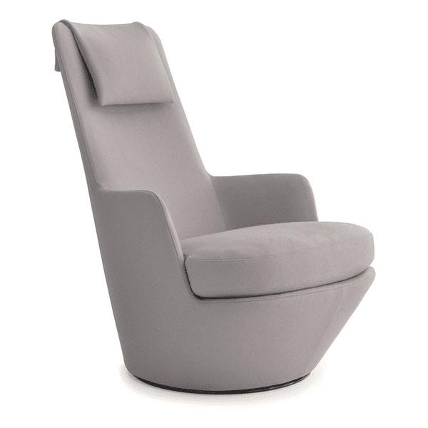 hi turn modern chair