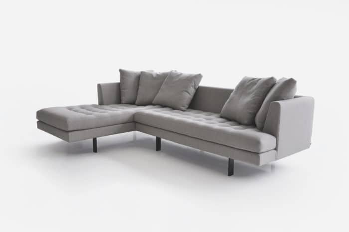 BENSEN Edward Sectional 4 whiter background
