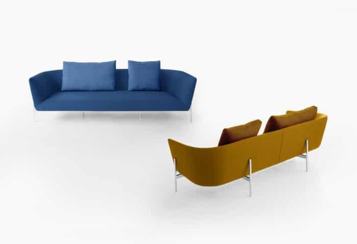 Bensen Loft 2 sofas 1