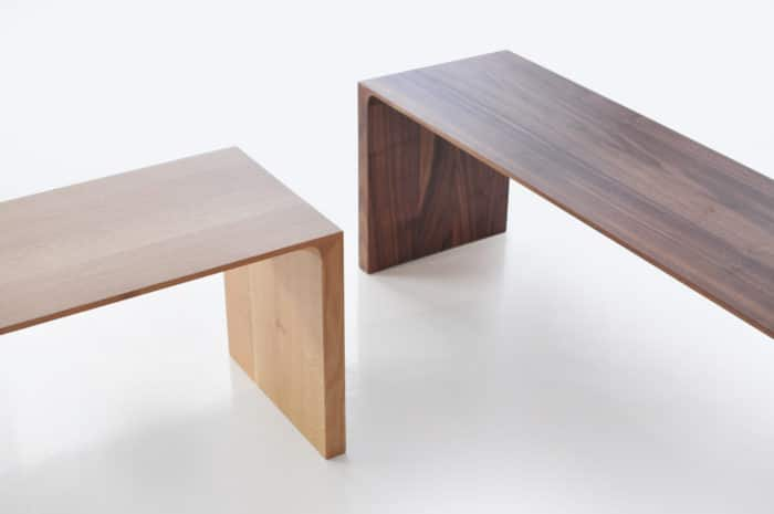 Bensen Radii Bench Partial