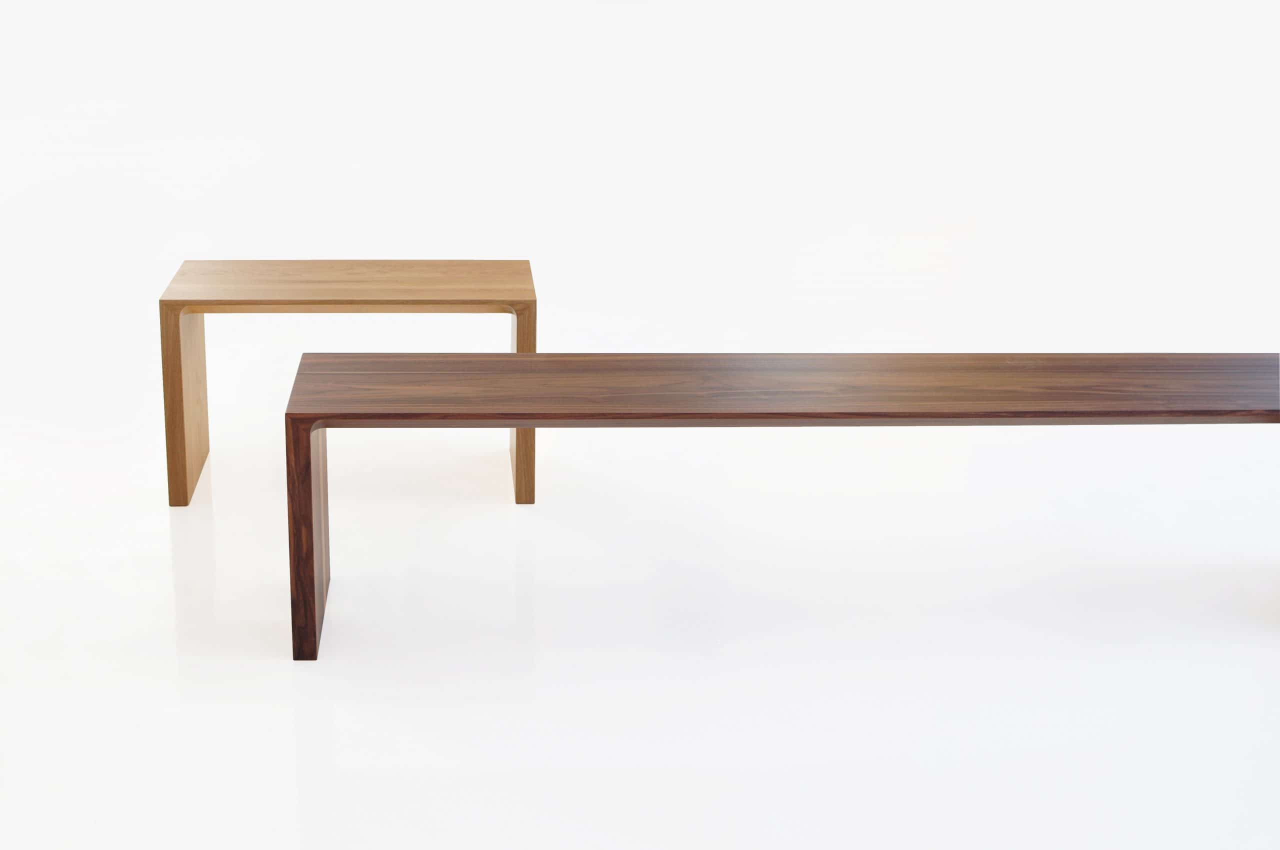 Bensen Radii Dark & Light Bench