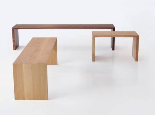 Bensen Radius Bench