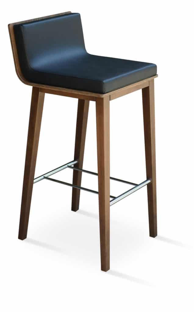 Corona Barstool Dallas Seat D3home Soho Concepts