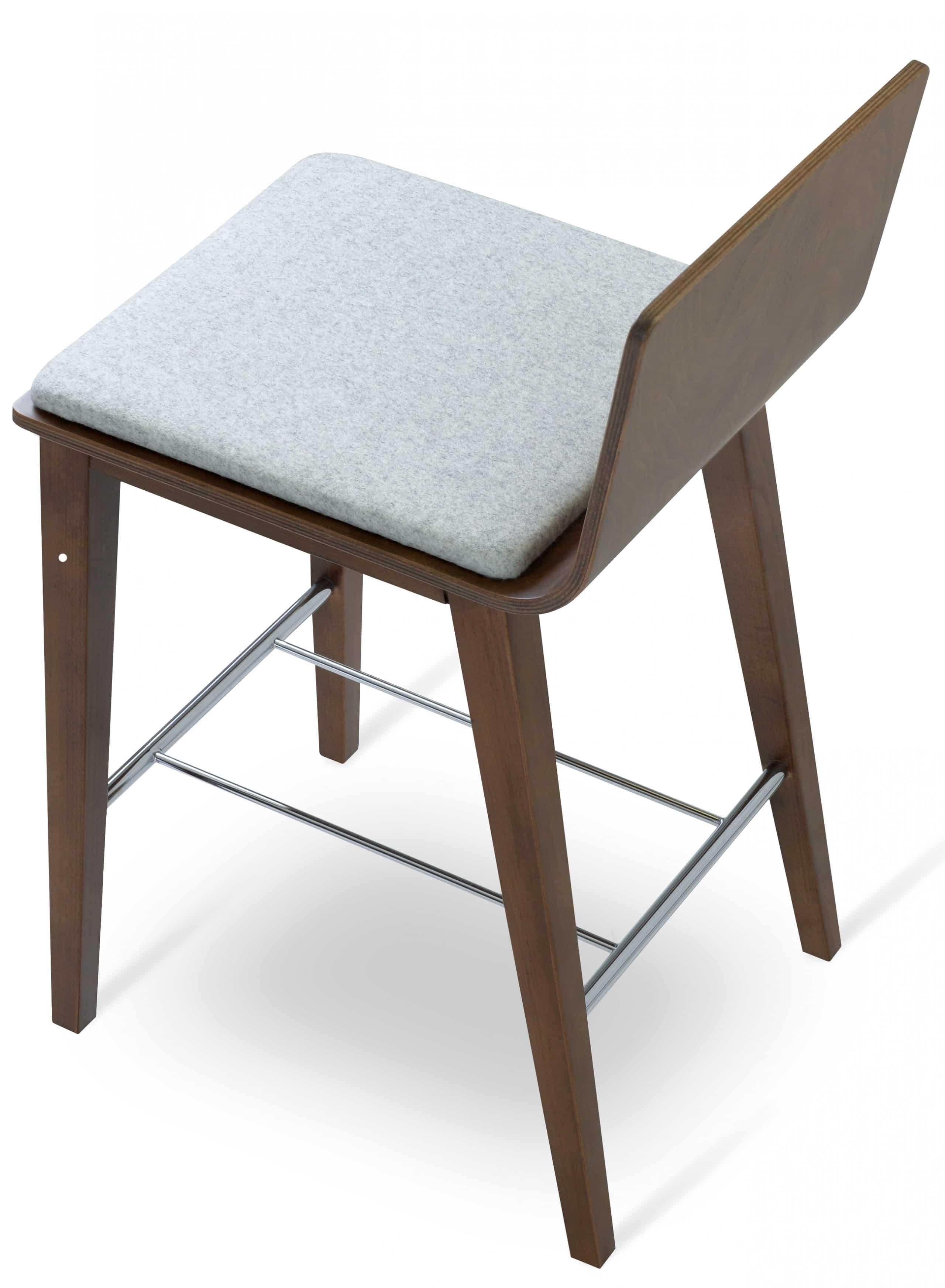 CORONA plywood silver Wood Pad