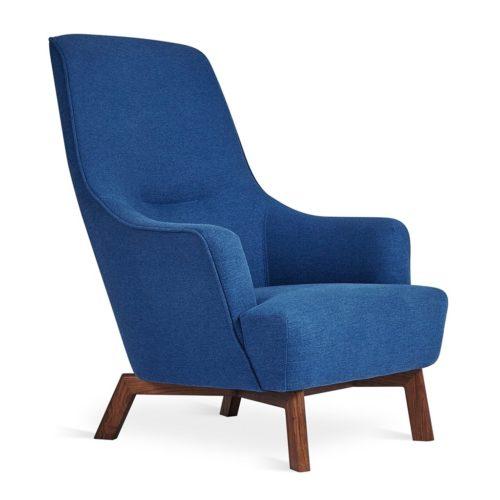 Hilary Chair Stockholm Cobalt P01