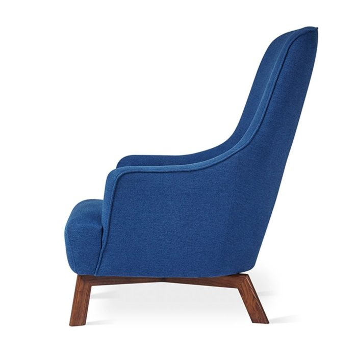 Hilary Chair   Stockholm Cobalt   P02