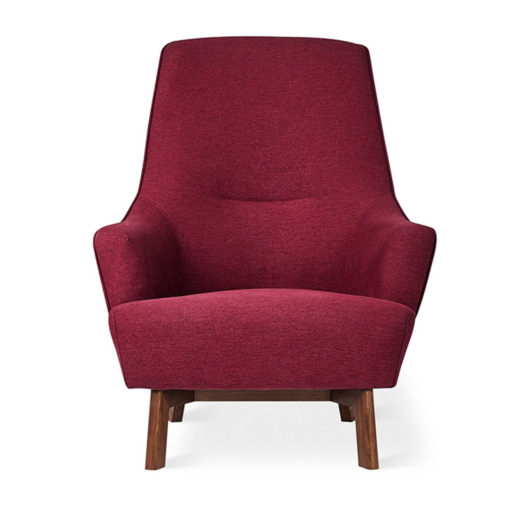 Hilary Chair   Stockholm Merlot   P03