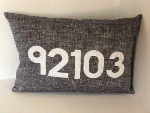 92103 Pillow