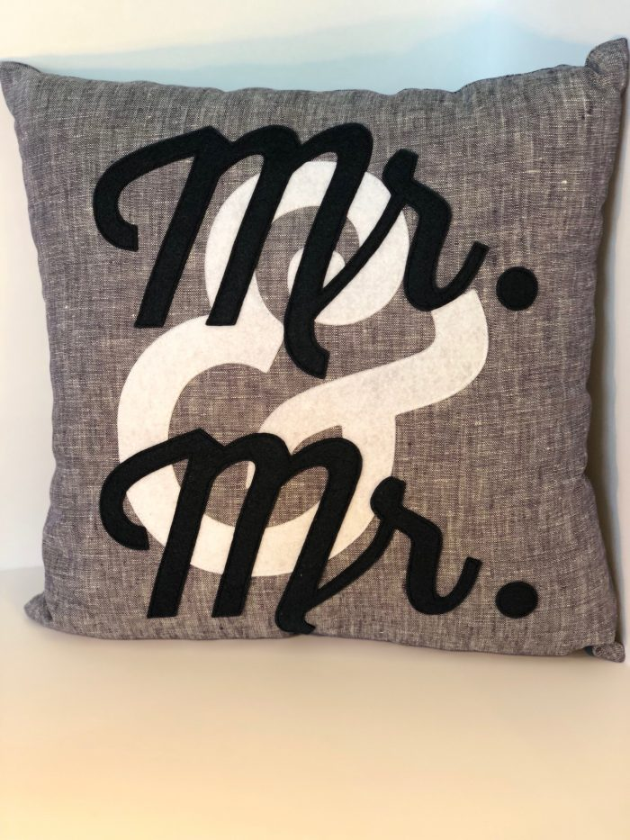 Mr. & Mr. Pillow