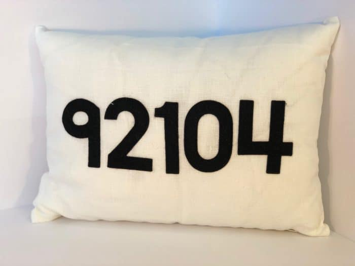 92104 Pillow