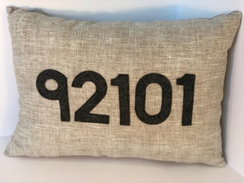 92101 Pillow