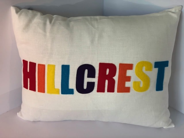 Hillcrest Pillow