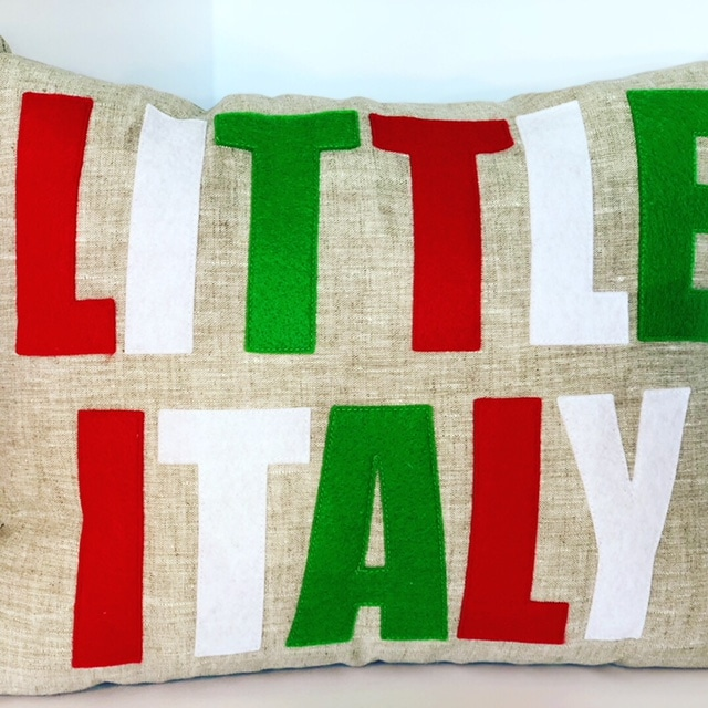 Little Italy Pillow