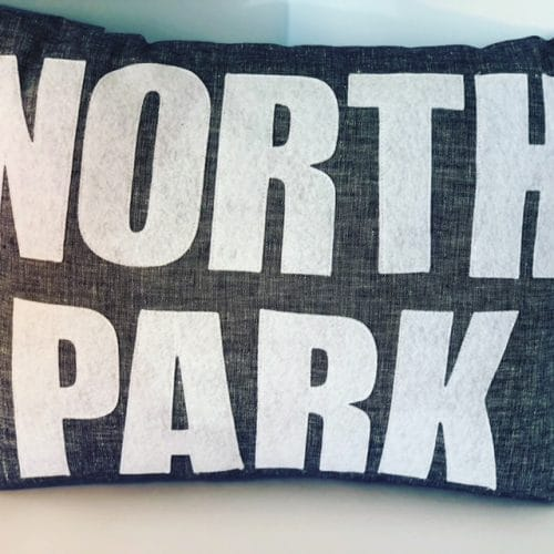 North Park Pillow
