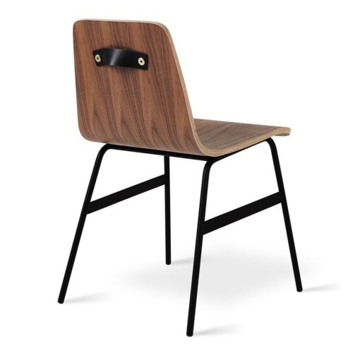 Lecture Chair Walnut back P01