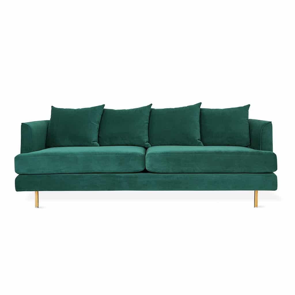 MARGOT SOFA D3HOME GUS MODERN FURNITURE SAN DIEGO