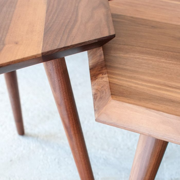 Metric Tables Walnut