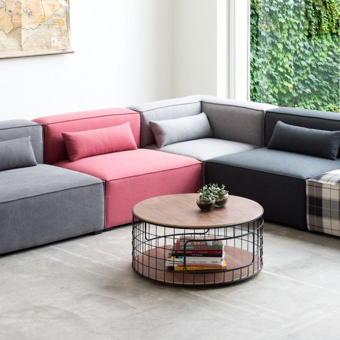 MixModularSectional 5pc Mix02