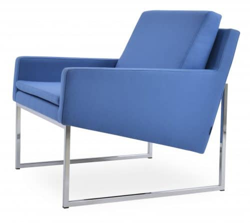NOVA ARM CHAIR CAMIRA BLAZER WOOL SKYBLUE 5