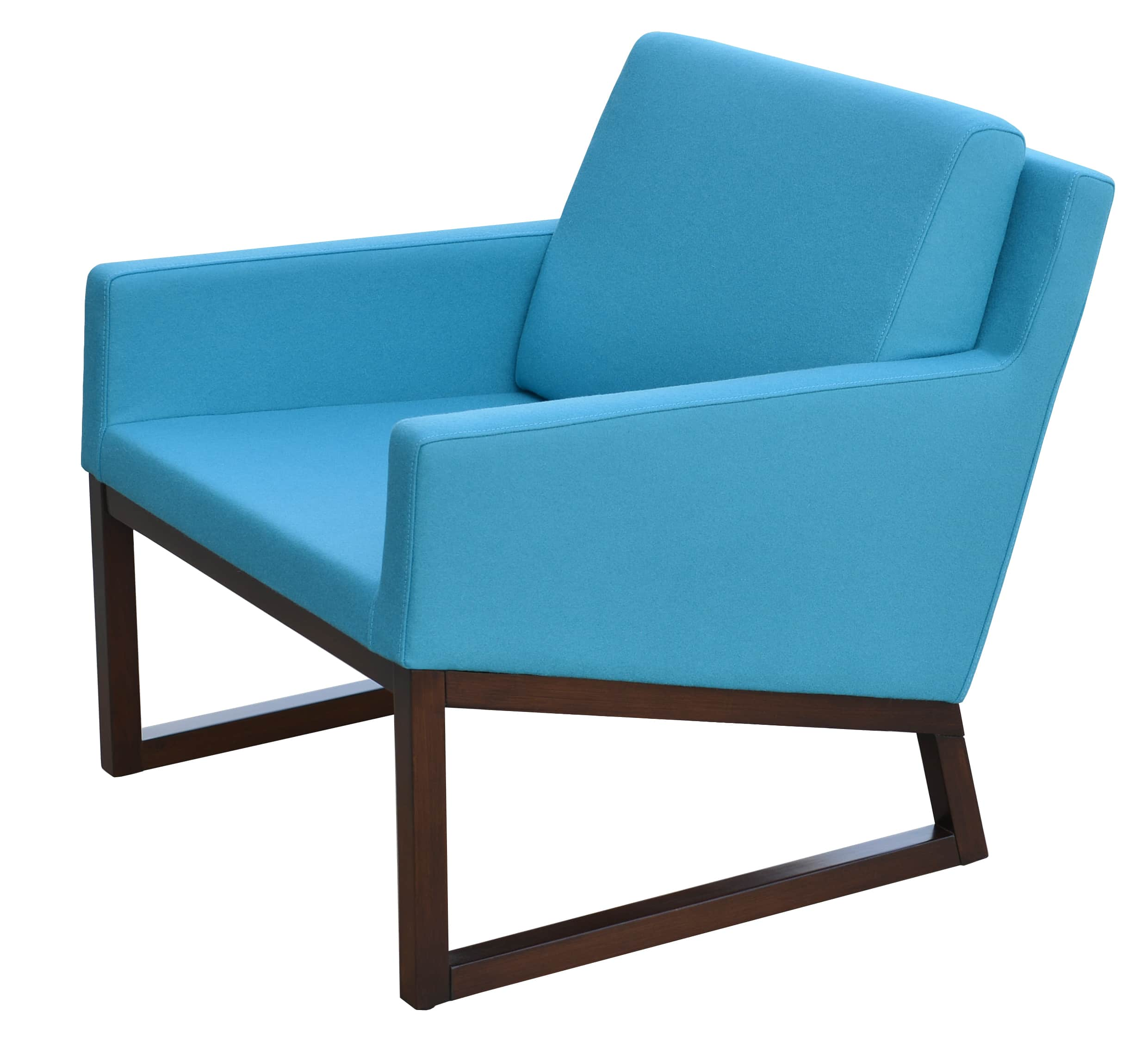 Nova Wood Camira Wool Turquoise copy