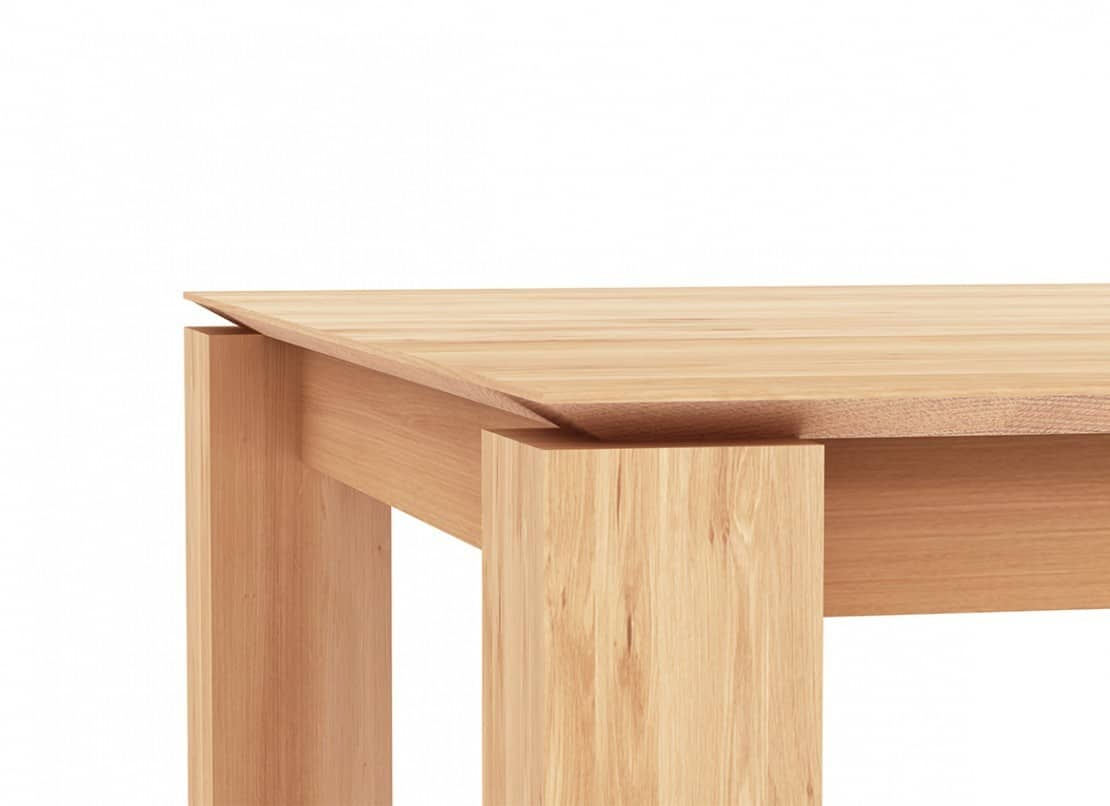 ... EXTENDABLE DINING TABLE. ; 