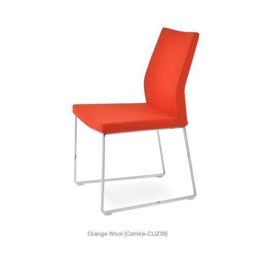 Pasha Sled Chair Fabric 05 1500x