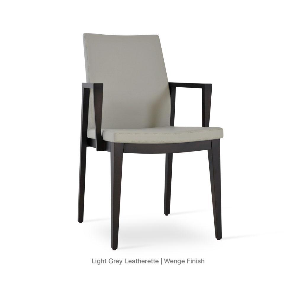 Pasha Wood Arm Chair Leather 04 1500x