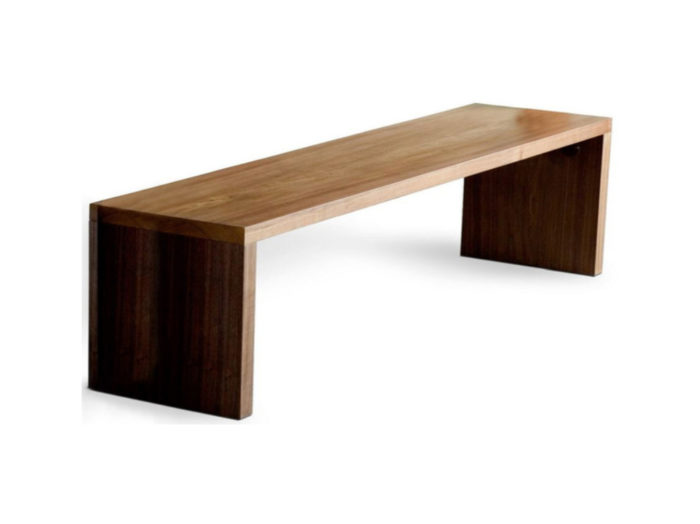 Plank Dining Bench1 2