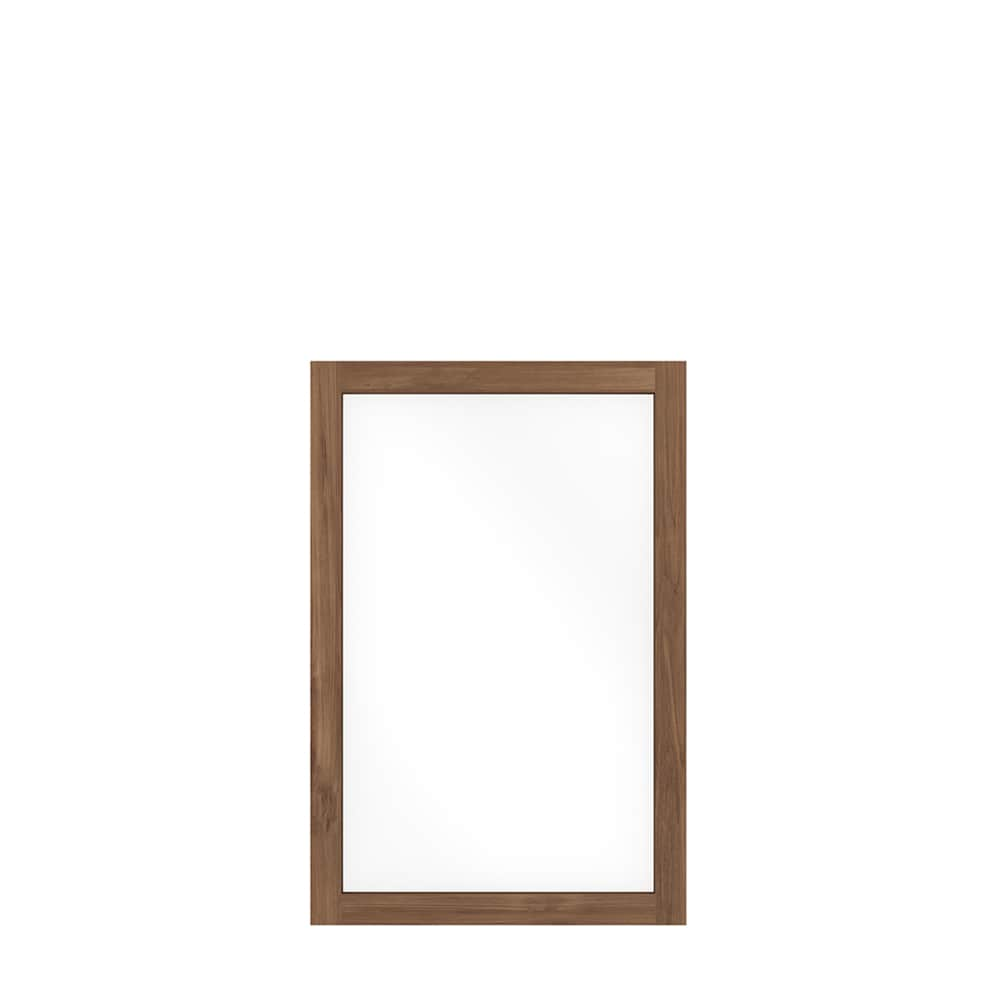 TGE 011134 Teak Light Frame mirror 90x5x60