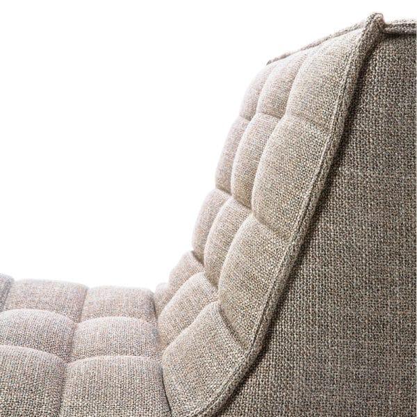 TGE 020229 N701 Sofa 1 seater dark beige 80x91x76 det 600x600