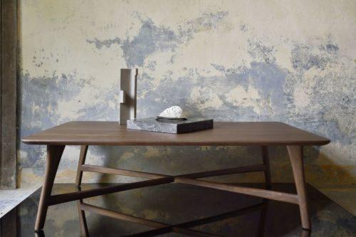 TGE 043023 Walnut Osso rectangular coffee table