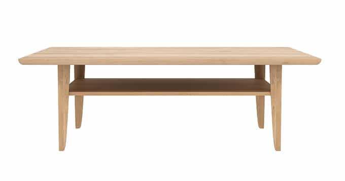 TGE 051415 Oak Simple coffee table 120x74x39 f e1538873446950