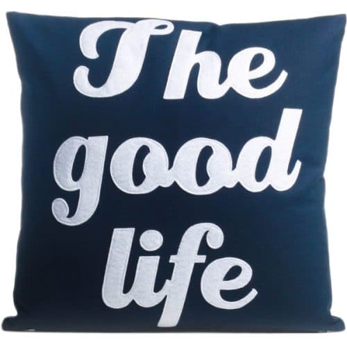 The Good Life Pillow