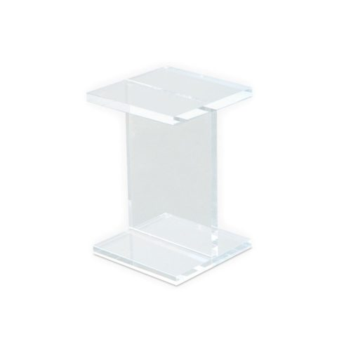 acrylic i beam table