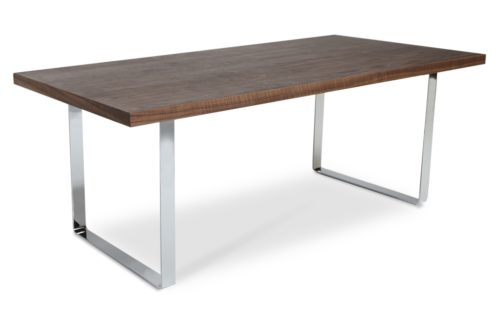 bosphorus dining tables walnut base 1 3