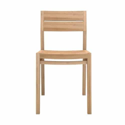 ethnicraft oak ex1 chair 1