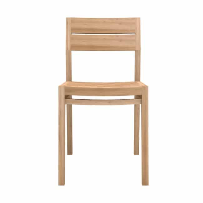ethnicraft oak ex1 chair 1