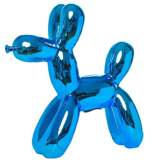 Blue Balloon Animal