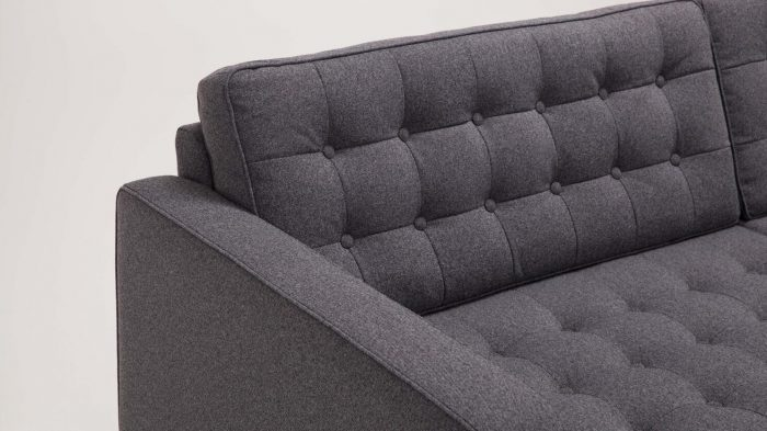 30095 01 03 sofa reverie 86 jet ash front corner
