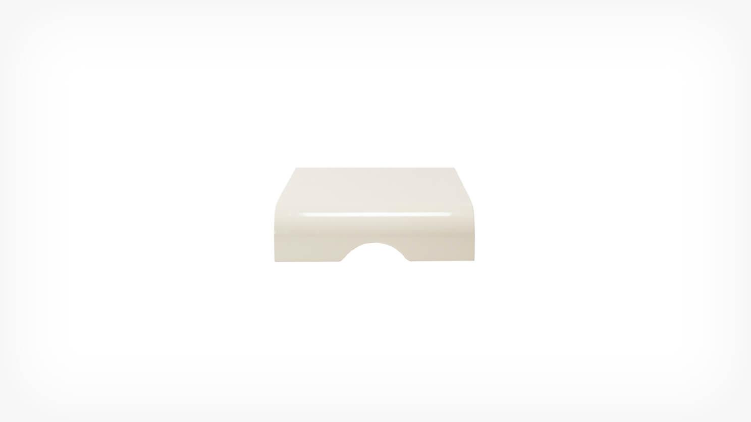 3020 101 1 03 tray ottoman tray onyx side view
