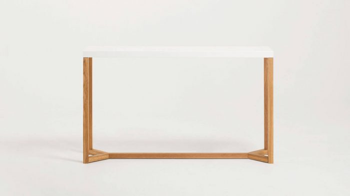 Trivia Console Table Front