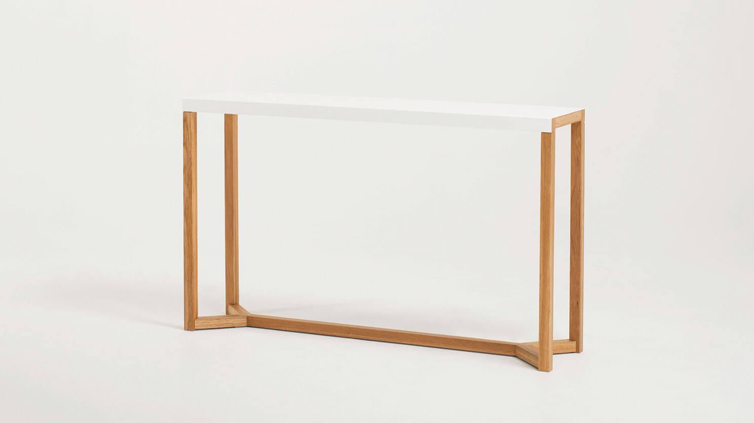 Trivia Console Table Angle 1