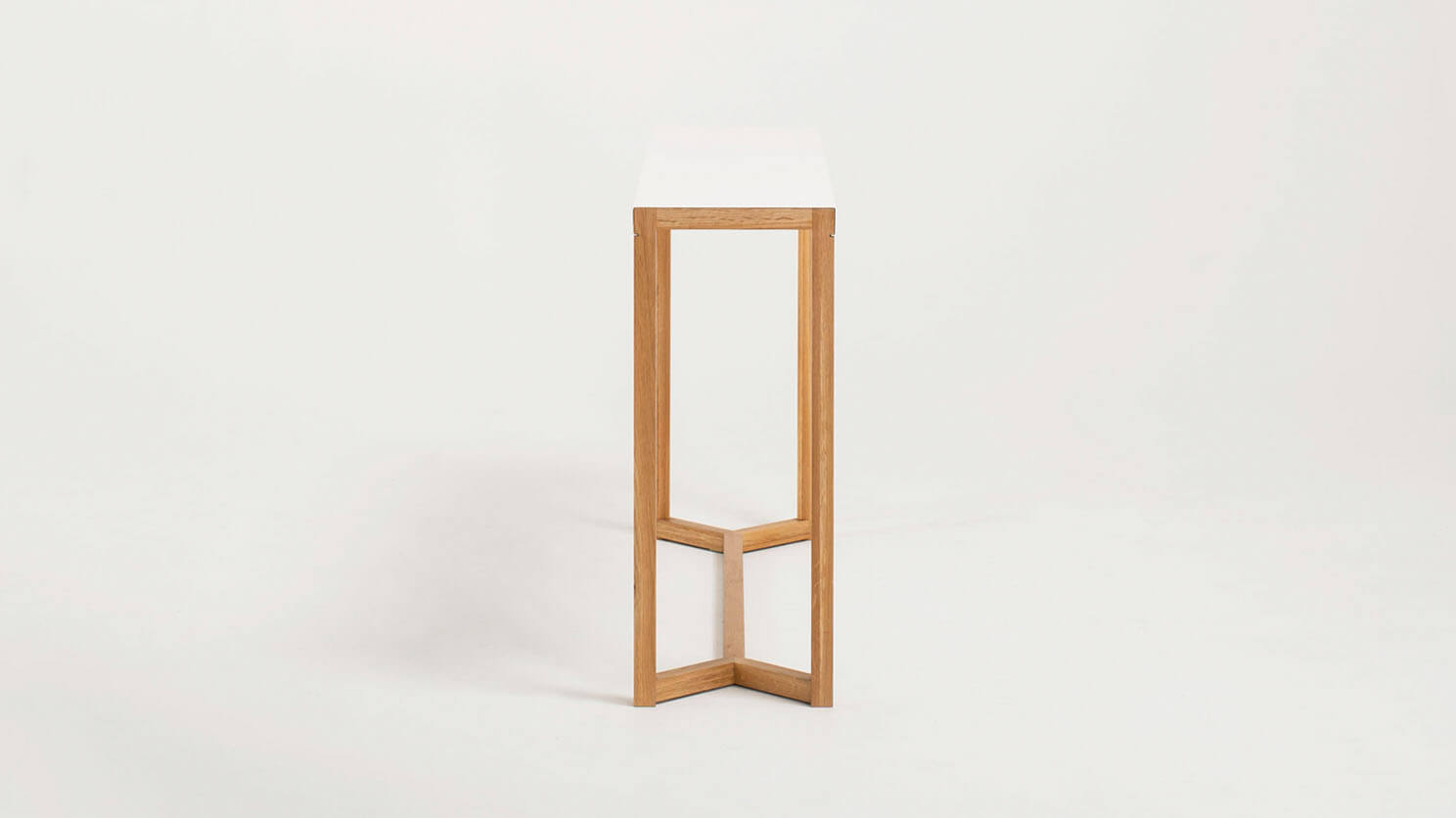 Trivia Console Table Side