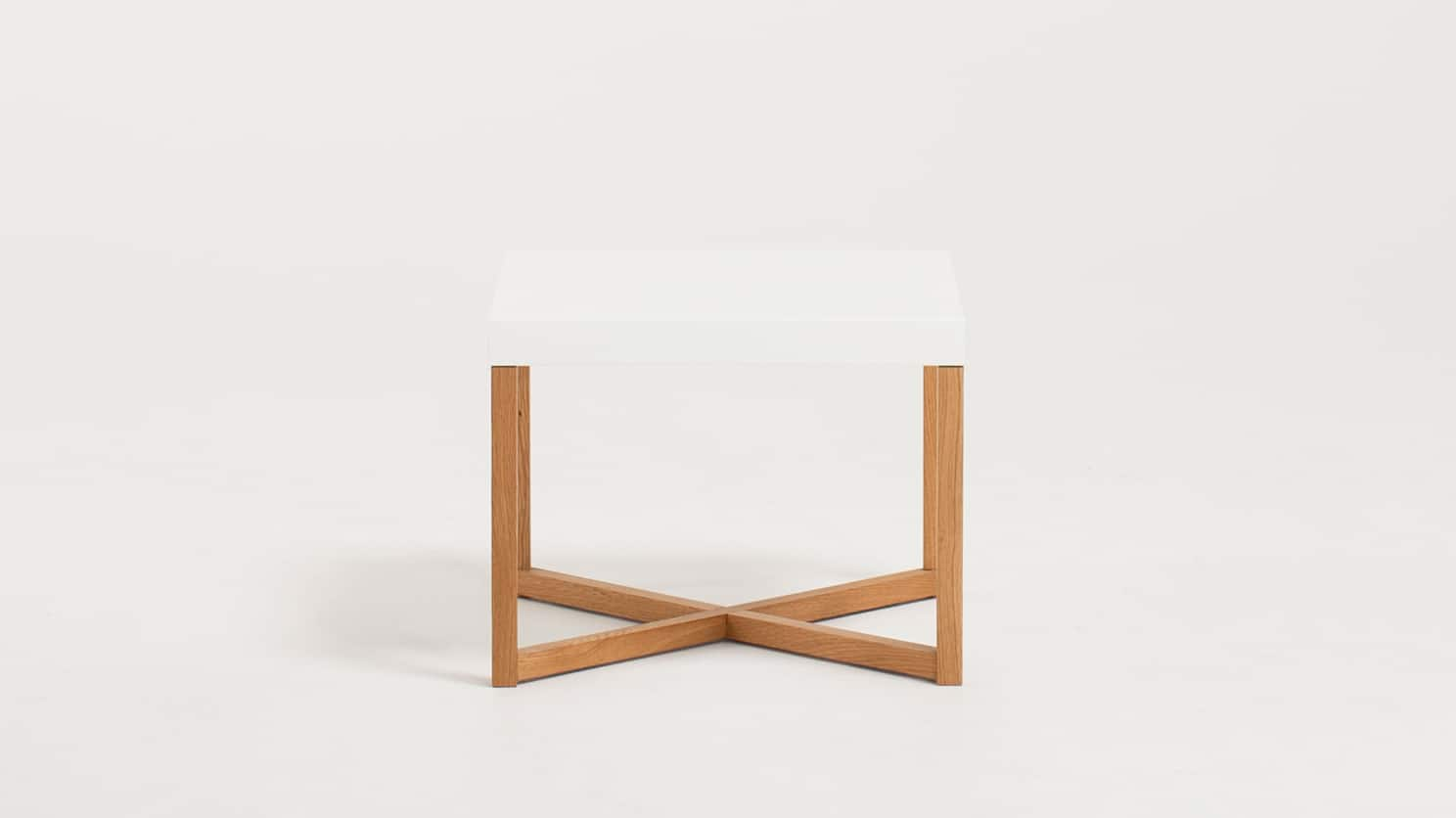 Trivia End Table Front