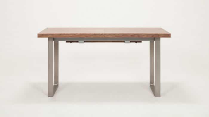 3020 340 par 1 dining tables hatch dining table walnut front 02