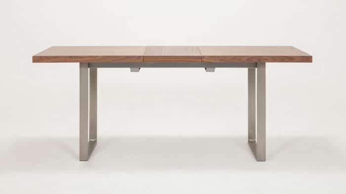 3020 340 par 2 dining tables hatch dining table walnut front 04