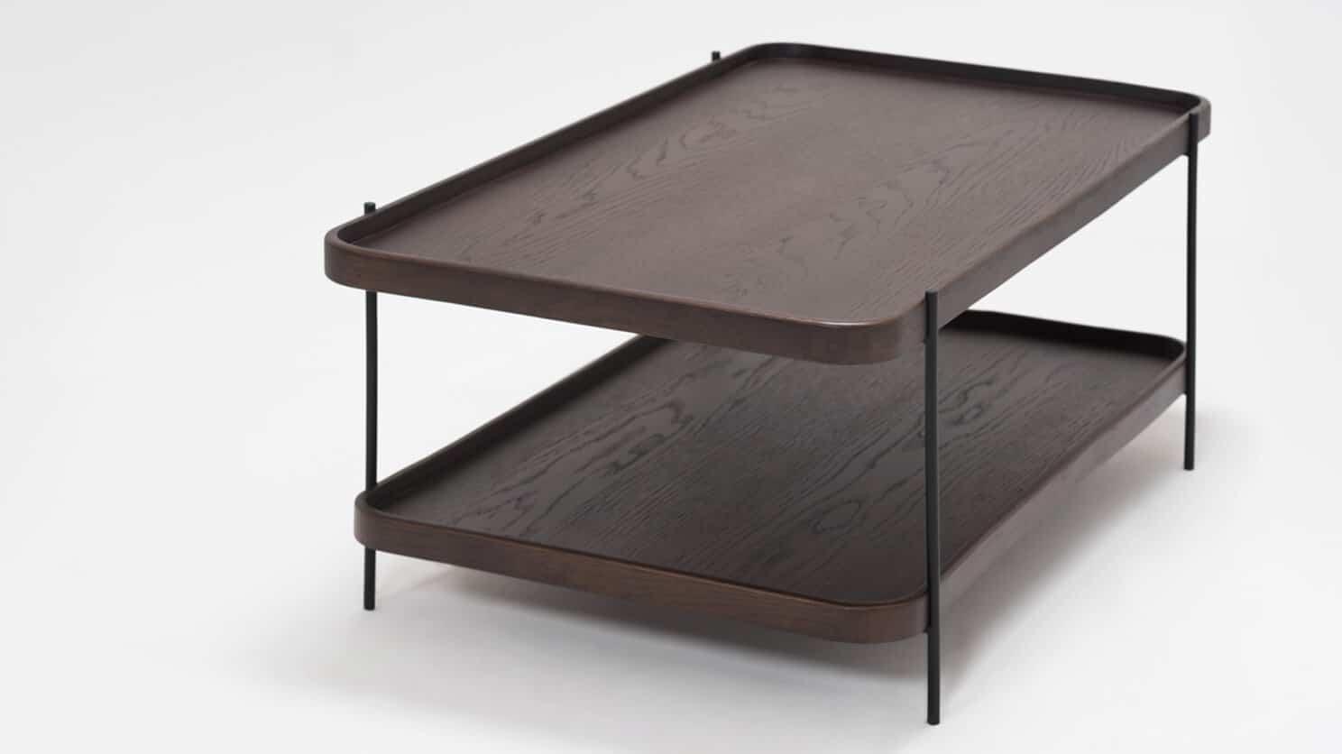 3020 419 17 2 coffee tables sage rectangular coffee table smoked oak detail 02